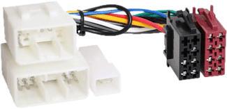 RTA 004.370-0 - Cavo adattatore ISO (Multicolore)