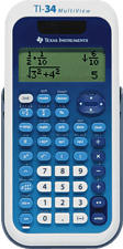 TEXAS INSTRUMENTS TI-34 MultiView - Calcolatrici tascabili