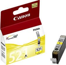 CANON CLI-521Y - Tintenpatrone (Gelb)