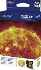 BROTHER LC980Y YELLOW - Tintenpatrone (Gelb)