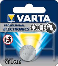 VARTA Lithium - Piles boutons (Argent)