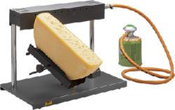TTM EASY-GAZ - Raclette (Argent/Noir)