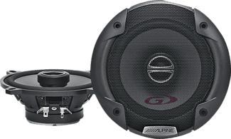 ALPINE SPG-13C2 - Haut-parleur encastrable (Noir)
