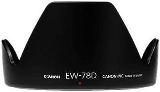 CANON EW-78D LENS HOOD - Gegenlichtblende (Schwarz)
