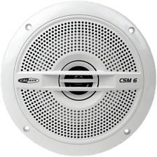 CALIBER CSM 6 - Haut-parleur encastrable (Blanc)
