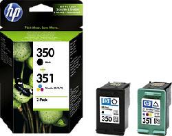 HP SD412EE TWIN PACK - Tintenpatrone (Mehrfarbig)