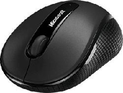 MICROSOFT Wireless Mobile Mouse 4000, grafite - Mouse (Grafite/grigio)