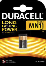 DURACELL LONG LASTING POWER MN11 - Batterie alcaline (Nero/Rame)
