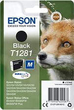 EPSON T1281, noir - Cartouche d'encre (Noir)