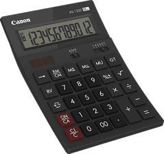 CANON AS-1200 - Calcolatrici tascabili