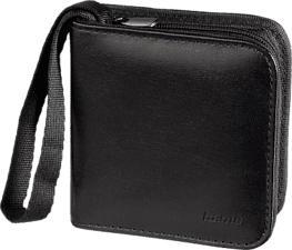 HAMA Pochette pour 12 cartes mémoire SD - Capacité : 12 cartes SD - Noir (Noir)
