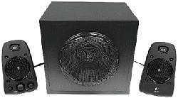LOGITECH Z623 SPEAKER SYSTEM - PC-Lautsprecher (Schwarz)