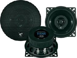 HIFONICS Titan TS42 - Altoparlante integrato (Nero)