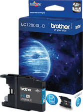 BROTHER LC-1280XLC - Tintenpatrone (Cyan)