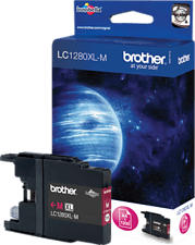 BROTHER LC-1280XLM -  (Magenta)