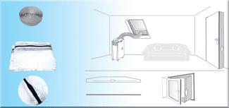 SUNTEC Air-Block Climat-voile -