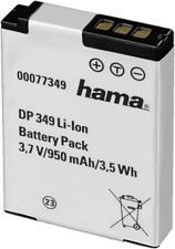 HAMA 77349 DP 349 BATTERY NIKON EN-EL12 - Batterie