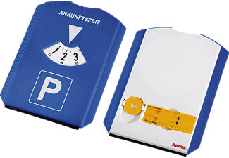 HAMA 83958 MULTIFUNCTIONAL PARTKING DISC - Parkscheibe (Blau)