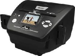 ROLLEI 20681 PDF-S 240 - Scanner Per Foto, Diapositive E Cinematografiche (Nero)
