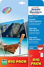 ZWECKFORM 2572-50 SUPERIOR INKJET A4 200G -  (weiß)
