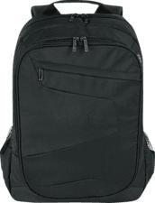 TUCANO Lato Backpack, noir - Sac à dos pour ordinateur portable