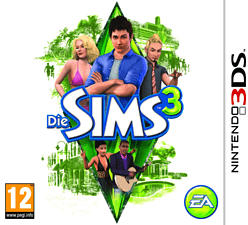 3DS - Sims 3 /D