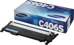 SAMSUNG CLT-C406S -  (Cyan)
