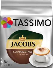 TASSIMO Cappuccino Classico - Capsules de café