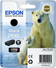 EPSON T262140 HY BLACK - Tintenpatrone (Schwarz)