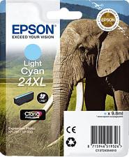 EPSON C13T24354010 - Cartuccia originale (Ciano chiaro)