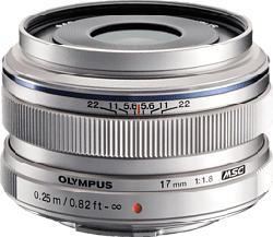 OLYMPUS M.Zuiko 17 mm f/1.8 - Objectif à focale fixe