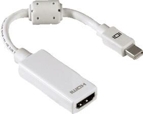 ISY IMD-3000 - Câble adaptateur (Blanc)