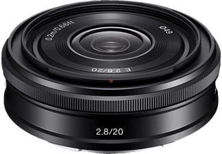 SONY E 20mm f/2.8 - Objectif à focale fixe