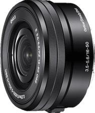SONY E PZ 16-50mm f/3.5-5.6 OSS - Objectif zoom