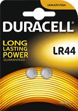 DURACELL Electronics LR44 2er - Pile bouton (Argent)