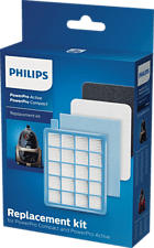 PHILIPS FC8058/01 FILTERSET POWERPRO COMPACT - kit de rechange (Blanc)
