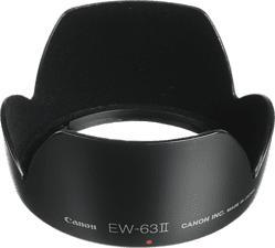 CANON EW-63 II - Gegenlichtblende (Schwarz)