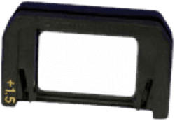 CANON E 1.5 - Korrekturlinse (Schwarz)