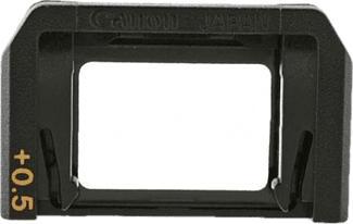 CANON E 0.5 - Korrekturlinse (Schwarz)