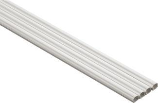 HAMA 20570 PVC DUCT SC 100/1.1/1.0CM WHITE 4PCS -