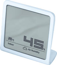 STADLER FORM S-060 Selina - Hygrometer (Weiss)