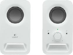 LOGITECH Z150 SNOW WHITE - PC-Lautsprecher (Weiss)