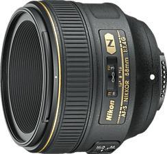 NIKON AF-S NIKKOR 58mm f/1.4G - Objectif à focale fixe