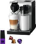 MediaMarkt DE-LONGHI Lattissima Pro EN750 - Nespresso® Kaffeemaschine (Brushed Aluminium)