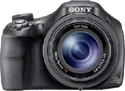 SONY Cyber-shot DSC-HX400VB - Kompaktkamera (Fotoauflösung: 20.4 MP) Schwarz