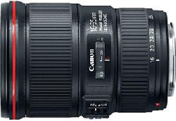 CANON EF 16-35mm f/4L IS USM - Obiettivo zoom