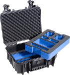 MediaMarkt B+W International type 3000 - Koffer (Schwarz)