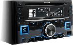 MediaMarkt ALPINE CDE-W296BT - Autoradio (Noir)