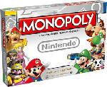 MediaMarkt WINNING MOVES Monopoly Nintendo (lingua francese) - Gioco da tavolo