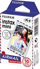 FUJIFILM Instax mini Airmail - Pellicola Istantanea (Bianco)